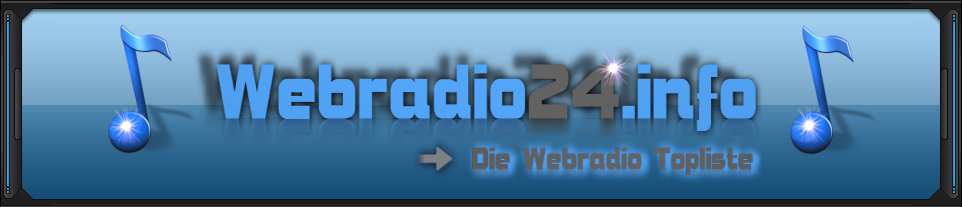 Webradio Topliste | Webradio Voting | Webradio Rating